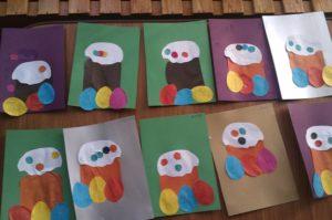 10 оригинальных поделок из бумаги - делаем с детьми на Пасху