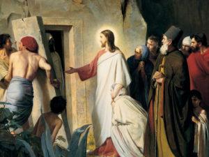 Лазарева суббота предваряет праздник Вербное воскресенье
