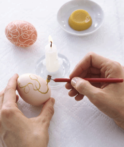 10 вдохновляющих подарков на Пасху своими руками
