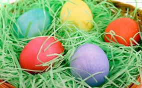 Подставка для яиц на Пасху - как сделать своими руками