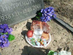 Что несут в церковь и на кладбище на Радоницу