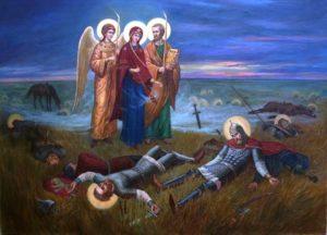 Димитриевская родительская субботу приурочена битве на Куликовом поле