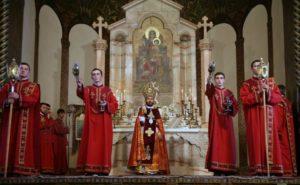 Армянская Пасха (Затик): празднование