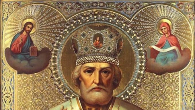 Святой Николай Чудотворец - ему также молятся об удаче в бизнесе и торговых делах