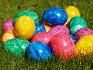 Красить яйца на Пасху - давняя добрая традиция