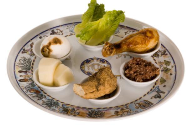 Какие блюда подают на седер у евреев