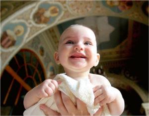 Молитвы на крещение ребенка, которые нужно знать