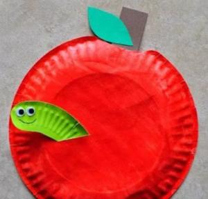 Яблочный Спас в ДОУ: поделка для праздника