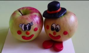 Поделки к Яблочному Спасу в детский сад своими руками: 10+ лучших вариантов