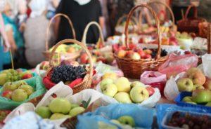 Что святят на Яблочный Спас в церкви