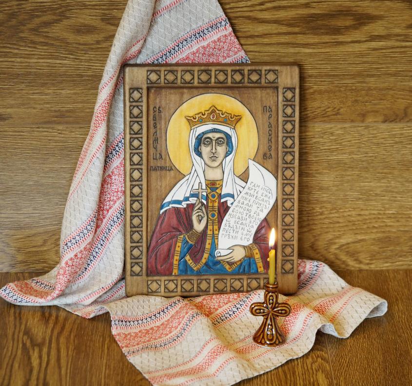 О чем можно молиться на икону Параскевой пятницы