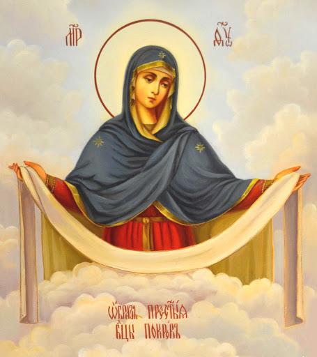 Как красиво поздравить с Покровом Пресвятой Богородицы?