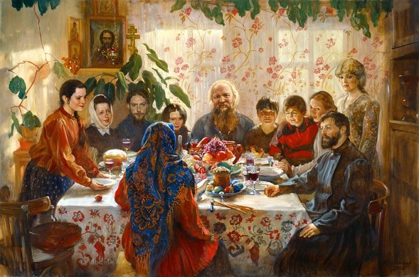 Пасхальные традиции на Руси: песни, хороводы, богослужение