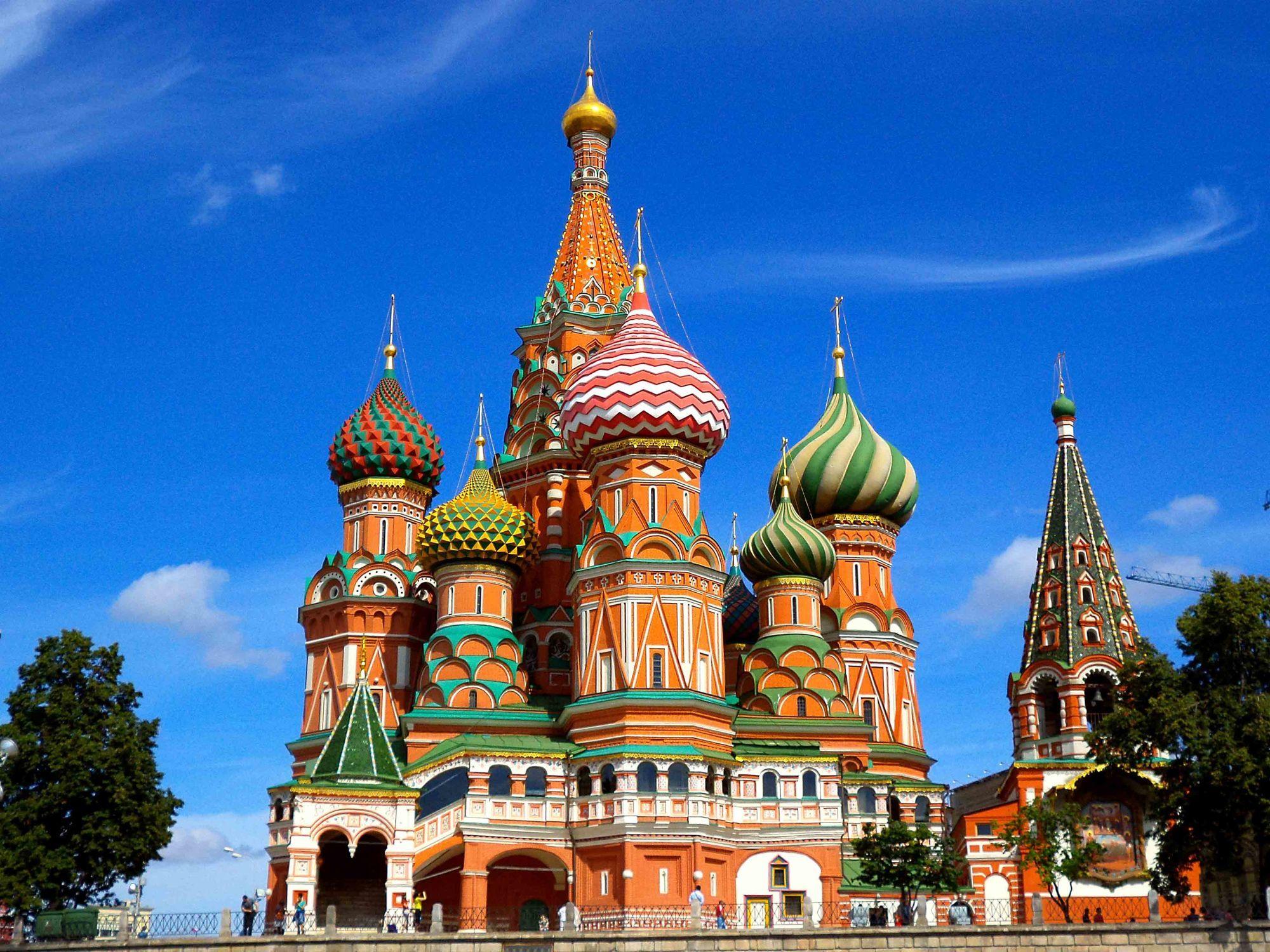 Храм Василия Блаженного (Россия, Москва) - автор фото Андрей Аркадьевич